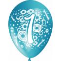"""""""1"""" trükiga 30cm/12"""" õhupallid"""