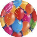 Värvilised õhupallid