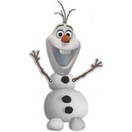 Dekoratsioon lumememm Olaf
