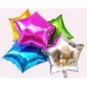 Fooliumist õhupall Täht