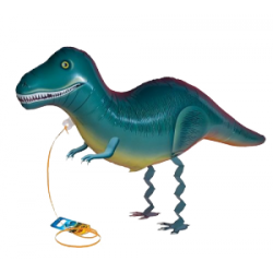 """Dinosaurus kõndiv, heeliumiga täidetud 30""""/75cm"""