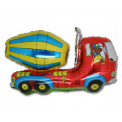 """Betoonisegur auto, heeliumiga täidetud 30""""/75cm"""