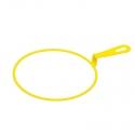 Mullirõngas 28cm, kollane