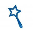 Mullirõngas 12cm, sinine täht
